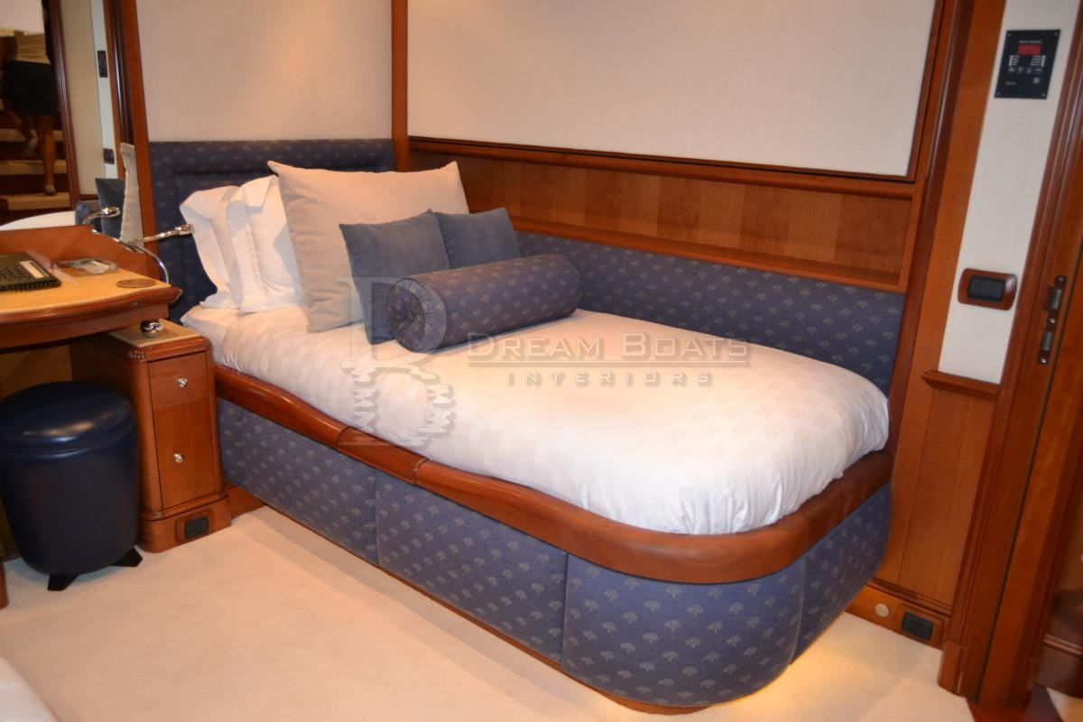 Design Interior upholstery boat